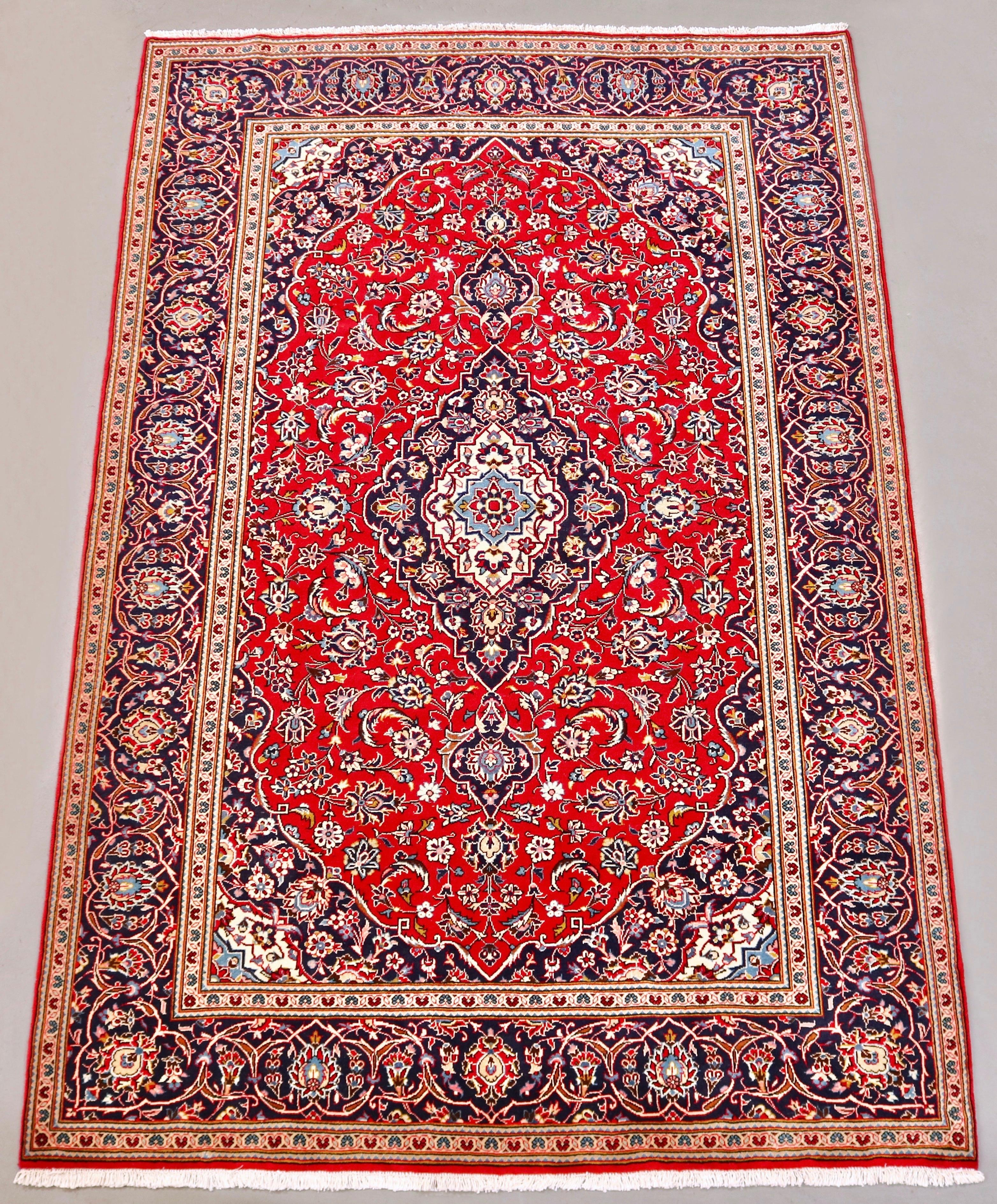 Kashan Persian Rug (Ref. 60) 300x195cm